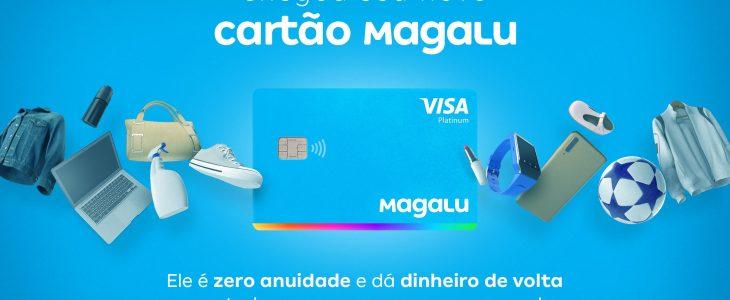Fazer Cartão de crédito Magalu